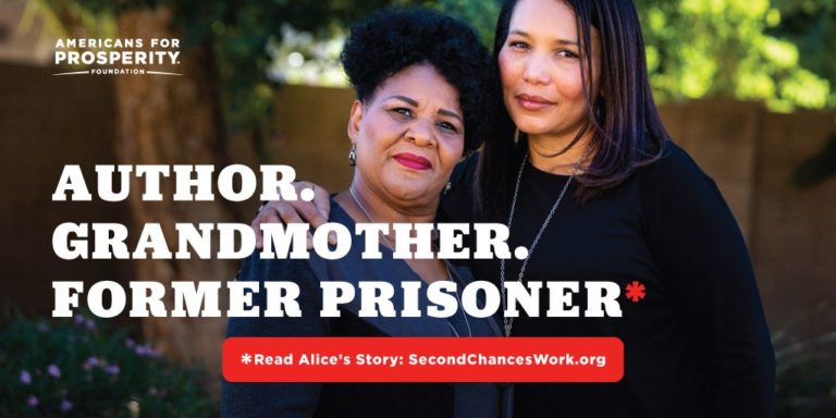 Meet Alice: Author. Grandmother. Former Prisoner.